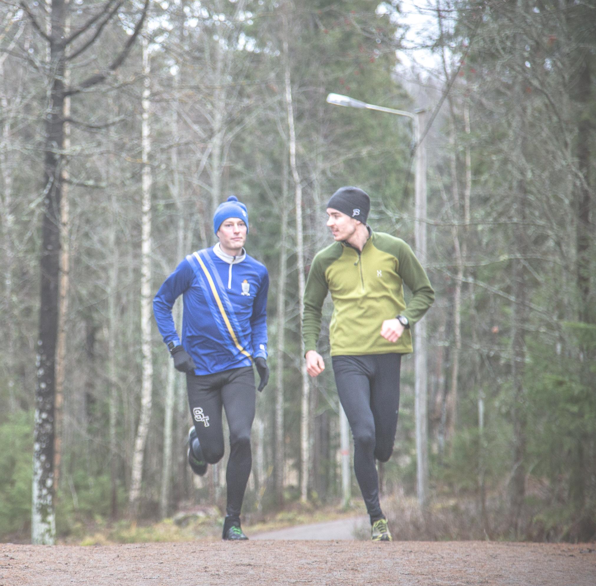 Ville Siukkolan juoksukoulu