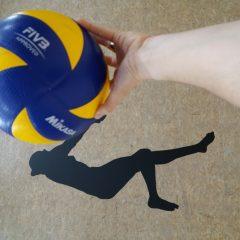 Leppoisasti lentopalloa ja liikuntaa